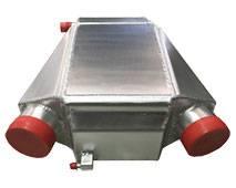 Jet-ski (Sea-Doo) Liquid-to-Air Intercooler
