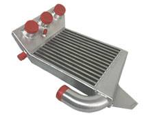 Snow-mobile (Yamaha) Liquid-to-Air Intercooler