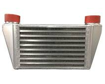 Motorcycle Air-to-Air Intercooler