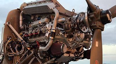 Turbo Diesel R&D