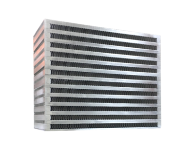 Bell Intercoolers - Bar And Plate Cores - Air Cooled - Peak Efficiency