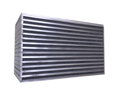 Bell Intercoolers - Bar And Plate Cores - Liquid Cooled - Peak Efficiency